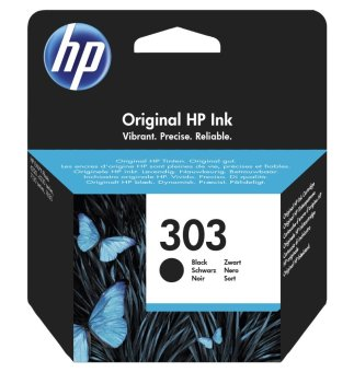 Originální cartridge HP 303 (T6N02AE) (Černá)