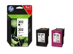 Sada originálních cartridge HP č. 302 (X4D37AE)