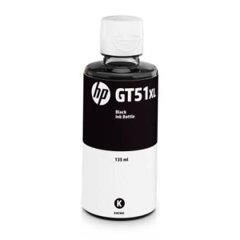 Originální lahev HP č. GT51XL (X4E40AE) (Černá)