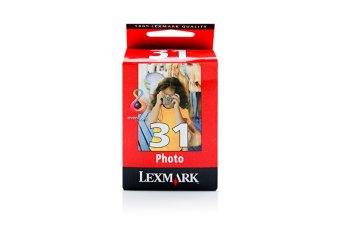 Originální cartridge Lexmark č. 31 (18C0031E) (Foto Barevná)