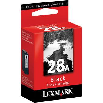 Originální cartridge Lexmark 28 (18C1528E) (Černá)