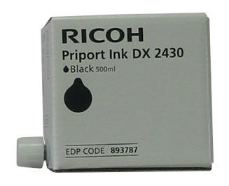 Originální cartridge Ricoh 893787 (Černá)