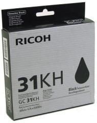 Toner do tiskárny Originální cartridge Ricoh 405701 (GC-31HK) (Černá)