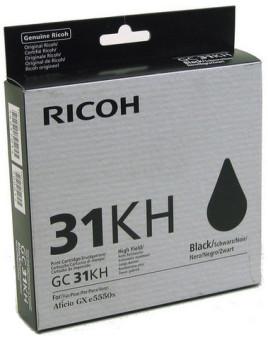 Originální cartridge Ricoh 405701 (GC-31HK) (Černá)