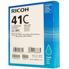 Toner do tiskárny Originální cartridge Ricoh 405762 (Azurová)