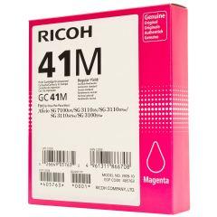 Toner do tiskárny Originální cartridge Ricoh 405763 (Purpurová)