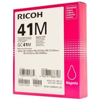 Originální cartridge Ricoh 405763 (Purpurová)
