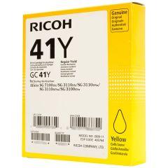 Toner do tiskárny Originální cartridge Ricoh 405764 (Žlutá)