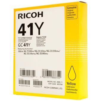 Originální cartridge Ricoh 405764 (Žlutá)