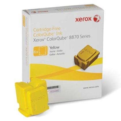 Originální tuhý inkoust XEROX 108R00960 (Žlutý)