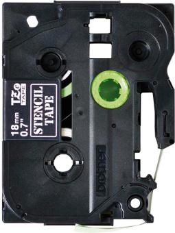 Originální páska Brother STE-141, 18mm, páska stencil
