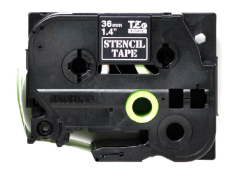 Originální páska Brother STE-161, 36mm, páska stencil