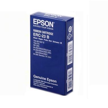 Originální páska Epson C43S015360, ERC 23 (černá)