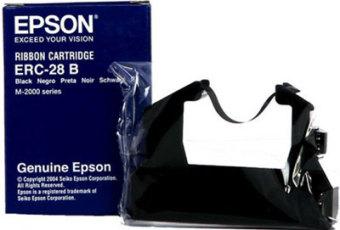 Originální páska Epson C43S015435, ERC 28 (černá)