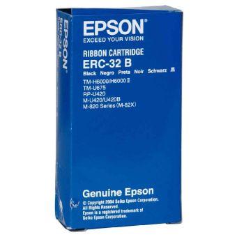 Originální páska Epson C43S015371, ERC 32 (černá)