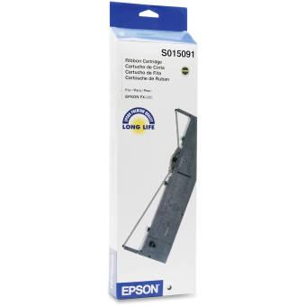 Originální páska Epson C13S015091 (černá)