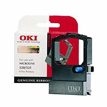 Originální páska OKI 9002315 (černá)
