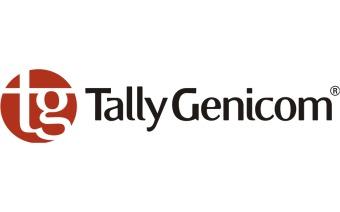 Originální páska Tally Genicom 60425 (černá)
