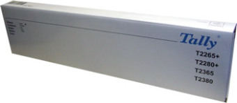 Originální páska Tally Genicom 062471 (černá)