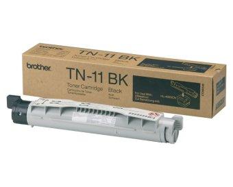 Originální toner Brother TN-11BK (Černý)