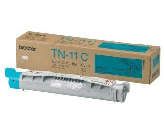 Originální toner Brother TN-11C (Azurový)