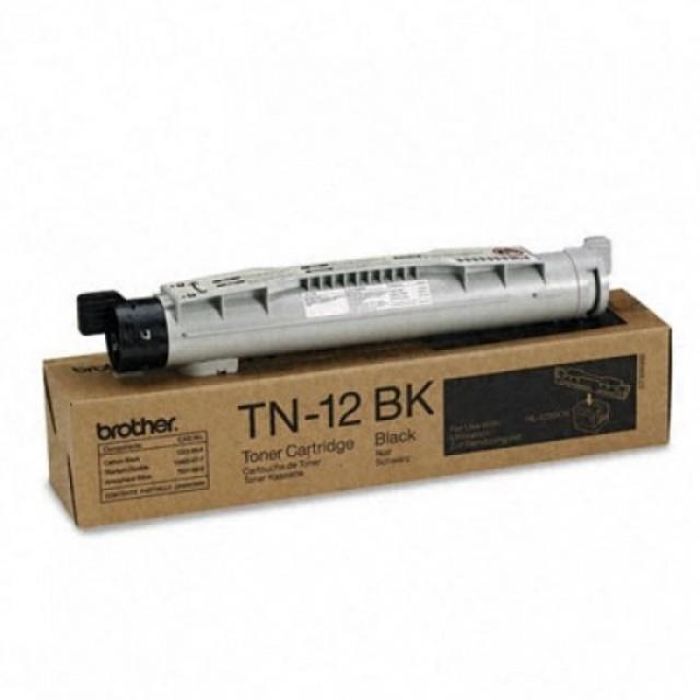 Originální toner Brother TN-12BK (Černý)