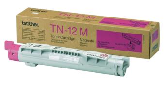 Originální toner Brother TN-12M (Purpurový)