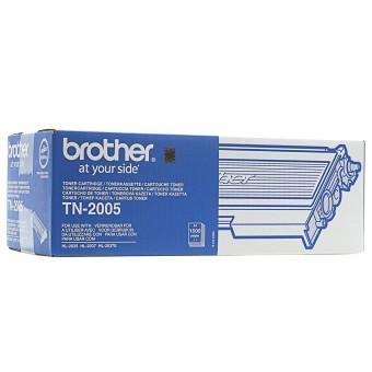 Originální toner Brother TN-2005 (Černý)