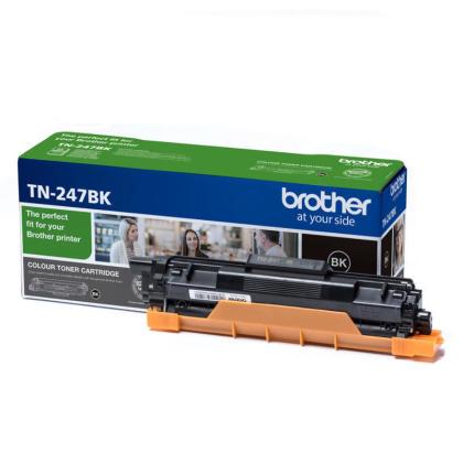 Originální toner Brother TN-247BK (Černý)