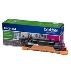 Toner do tiskárny Originální toner Brother TN-247M (Purpurový)