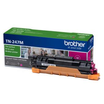Originální toner Brother TN-247M (Purpurový)
