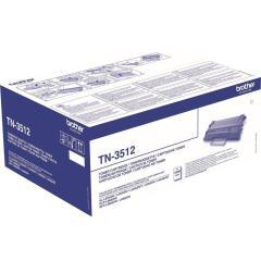 Toner do tiskárny Originální toner Brother TN-3512 (Černý)