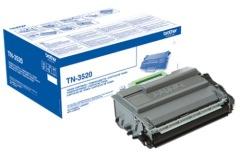 Toner do tiskárny Originální toner Brother TN-3520 (Černý)