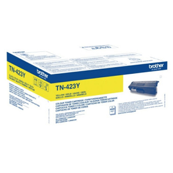 Originální toner Brother TN-423Y (Žlutý)