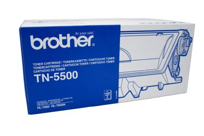 Originální toner Brother TN-5500 Černý
