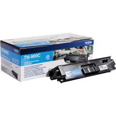 Toner do tiskárny Originální toner Brother TN-900C (Azurový)