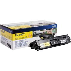 Toner do tiskárny Originální toner Brother TN-900Y (Žlutý)