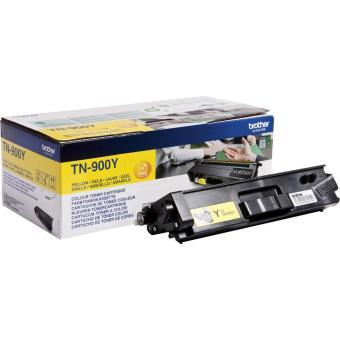 Originální toner Brother TN-900Y (Žlutý)