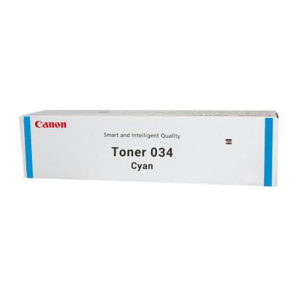 Originální toner CANON 034 (9453B001) (Azurový)