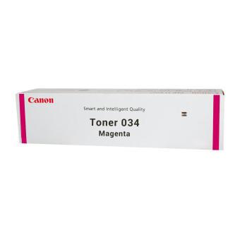 Originální toner CANON 034 (9452B001) (Purpurový)
