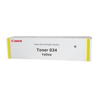 Originální toner CANON 034 (9451B001) (Žlutý)