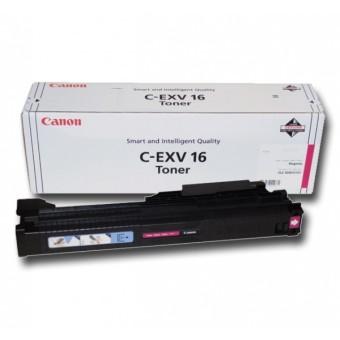Originální toner CANON C-EXV-16 M (Purpurový)