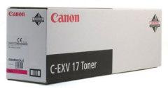 Toner do tiskárny Originální toner CANON C-EXV-17 M (Purpurový)
