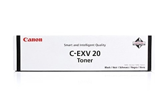 Originální toner CANON C-EXV-20 Bk (Černý)