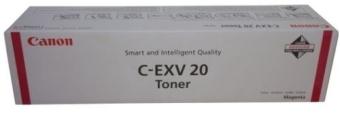 Originální toner CANON C-EXV-20 M (Purpurový)