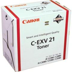 Toner do tiskárny Originální toner Canon C-EXV-21M (Purpurový)