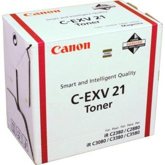 Originální toner Canon C-EXV-21M (Purpurový)