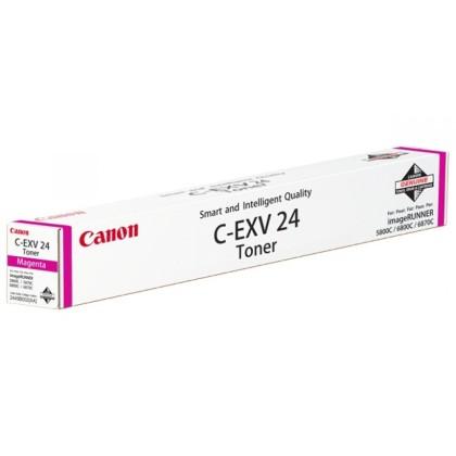 Originální toner CANON C-EXV-24 M (Purpurový)