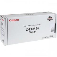 Toner do tiskárny Originální toner CANON C-EXV26 Bk (Černý)