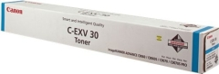 Toner do tiskárny Originální toner CANON C-EXV-30 C (Azurový)